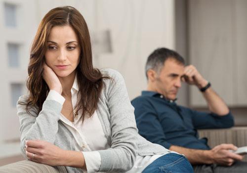 Marital conflict resolution