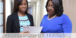Professionally Trained Mediators